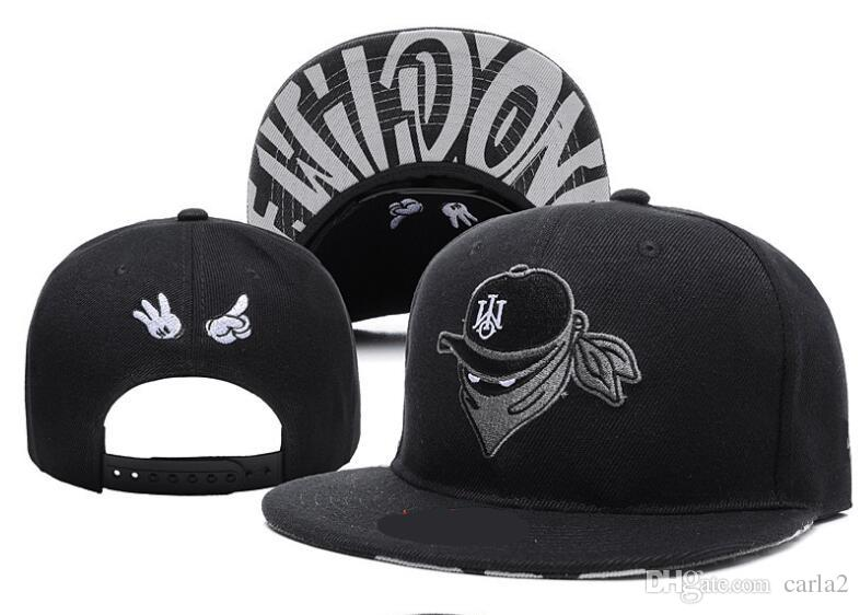 The Wild Ones Snapback Masked Adjuster Baseball Hat Man Women Embroidery hiphop Hip Hop Street Dancer Hats Free Shipping Ball Caps hot sale