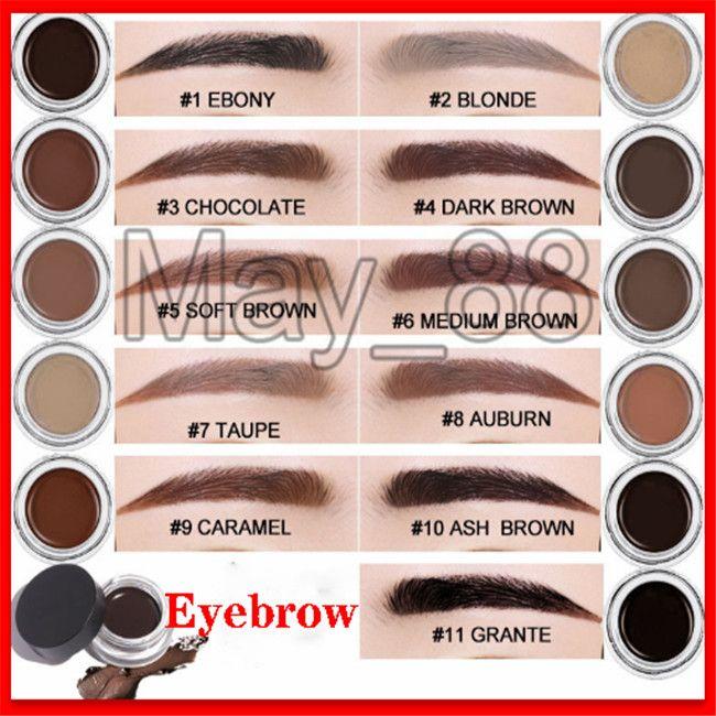 2020 Eye Makeup Eyebrow Waterproof Pomade Eyebrow Enhancers With Retail Package Soft Medium Dark Ash Brown Chocolate Caramel Iron Tattoo Machines Joker Tattoo Supplies From May 88 2 22 Dhgate Com