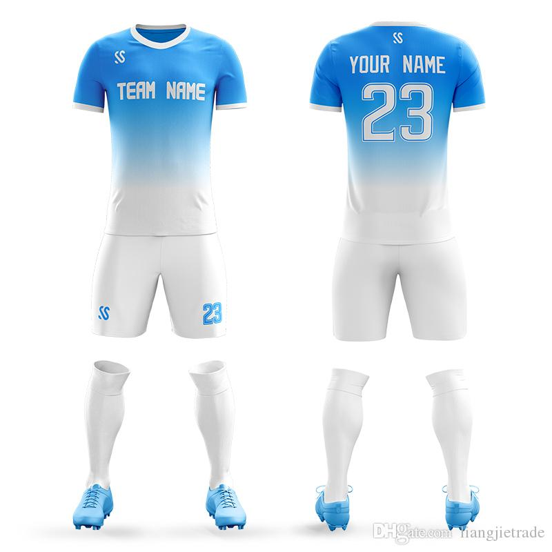 2021 Professional Football Jerseys Sports Clothing 2019 Men/Kids ...