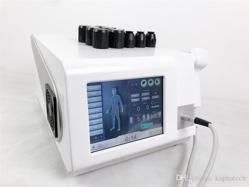 6BAR 21 Hz Przenośne fizyczne pozaczerwone Gadżety Health Health Therapy Sprzęt do pomiaru bólu ciała i usuwania tłuszczu