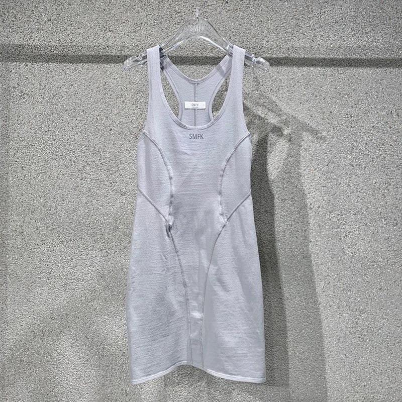 Бесконечная серия smfk Ins2020 весенние модели дизайн платье-стиль повседневная верхняя одежда теннис жилет женские