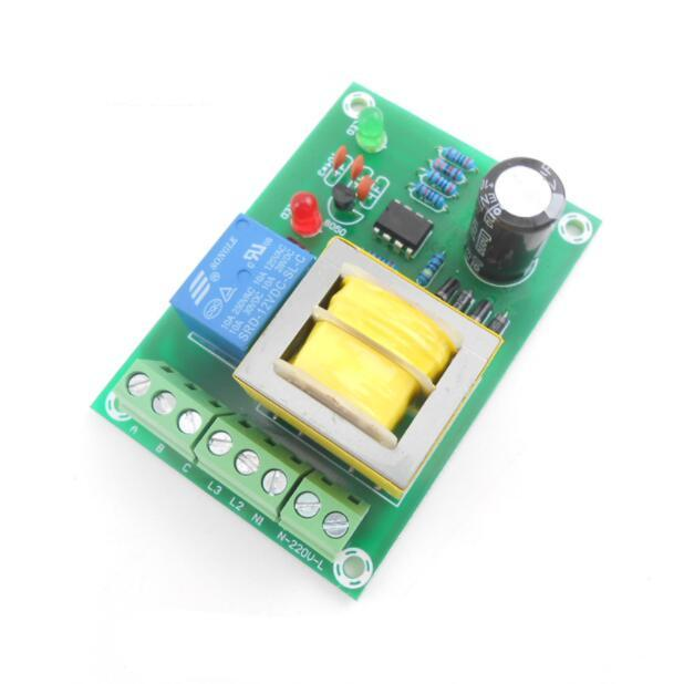 Water level detection sensor / level controller module / automatic pumping, drainage, water shortage protection
