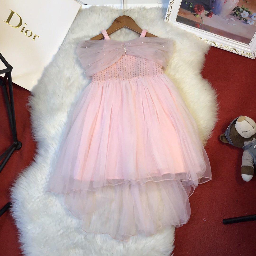 Designer Kinderkleidung Spitzekleid Kleid Freies Verschiffen heißes Lieblings heißen Verkauf schönen eleganten gut aussehend W047