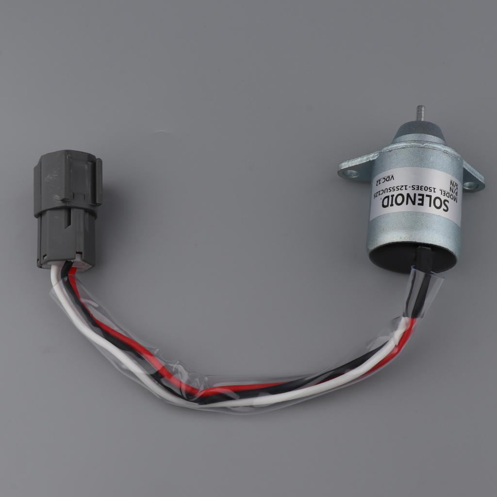 1503ES-12S5SUC12S carburant ShutDown Electrovanne pour Woodward - Pièces moteur Impressionnant