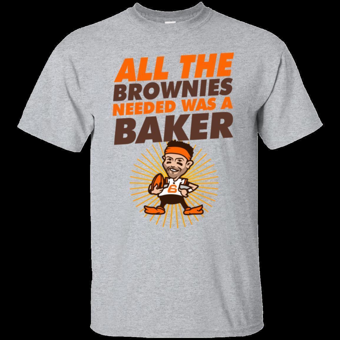 baker mayfield shirt