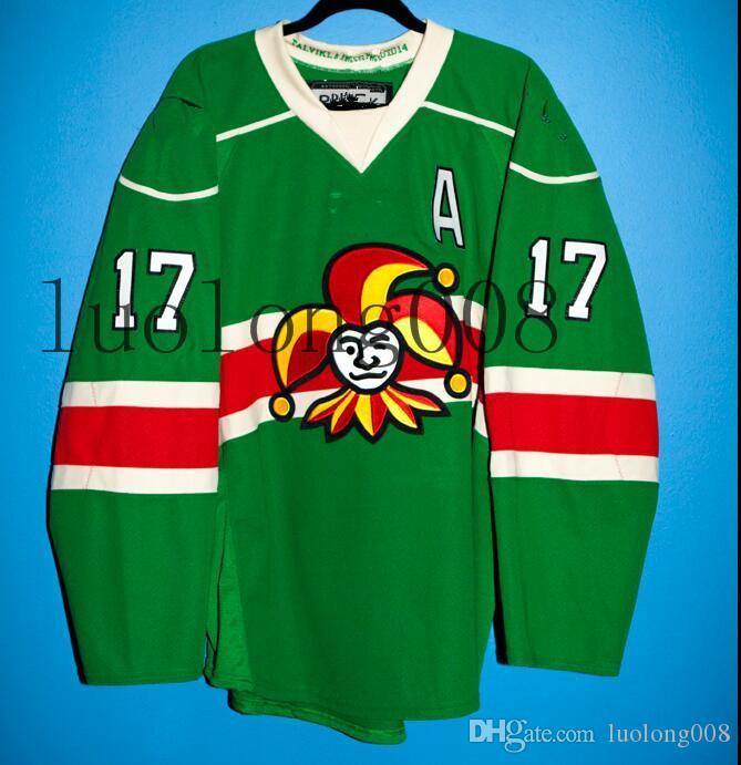 2012-13 Jokerit 헬싱키 야리 커리 하키 저지 자수 스티치 사용자 임의의 번호와 이름 유니폼