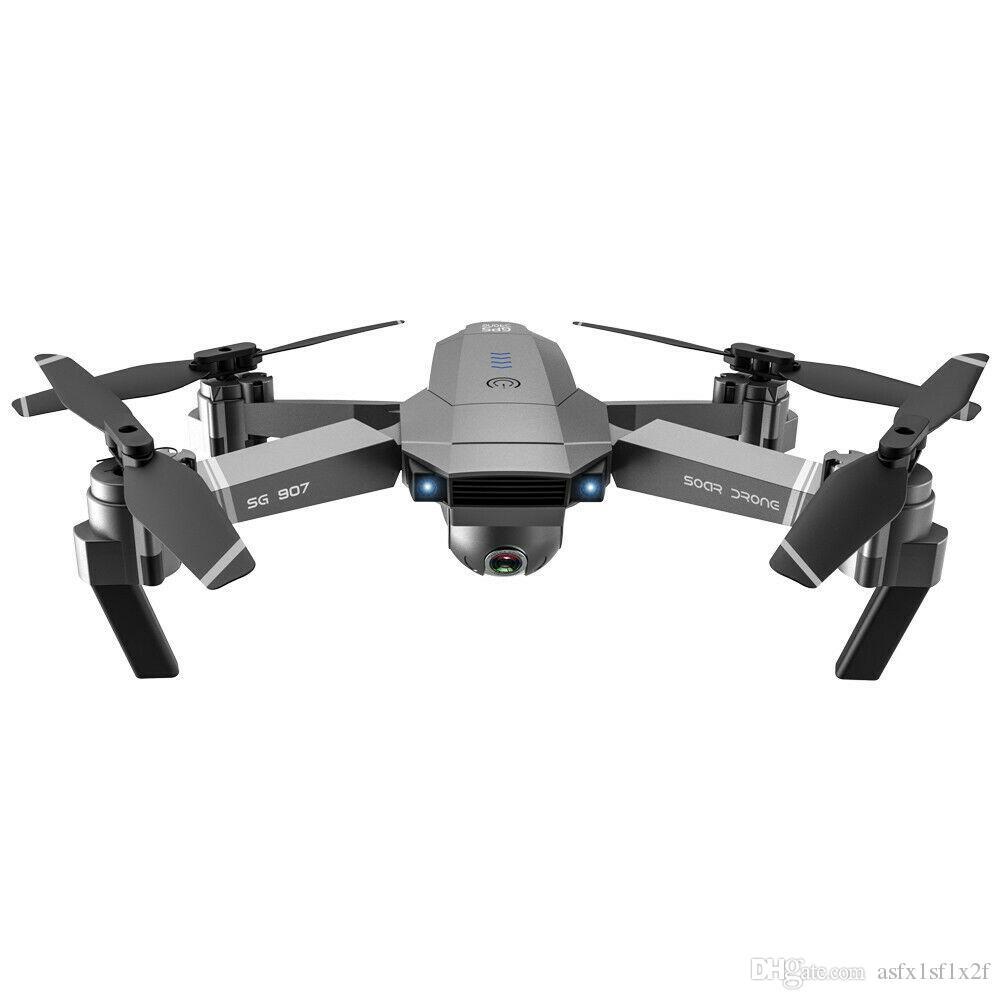 WIFI RC Drohne 2.4Ghz Quadcopter Fernbedienung Faltbar Drone Mit  Kamera KY601S