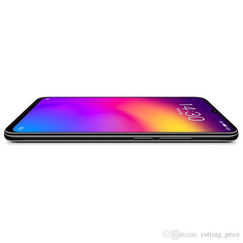 """Meizu original Nota 9 4G LTE teléfono celular de 6 GB de RAM 64 GB ROM Snapdragon 675 Octa Core Android Teléfono 48MP 4000mAh cara Identificación de huellas dactilares Mobile 6.2"""""""