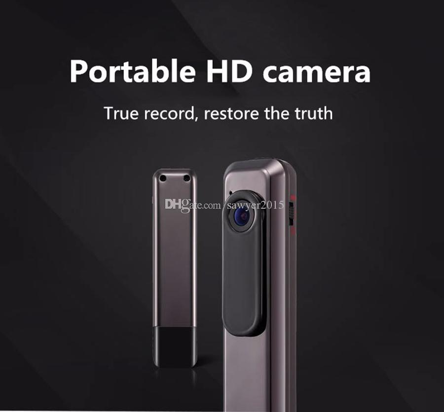 Portable Mini Camera C181 Uninterrupted Voice video Recorder 1080P Full Hd Mini Dv Sports Camera Pen USB U Disk Collar Clip camcorder