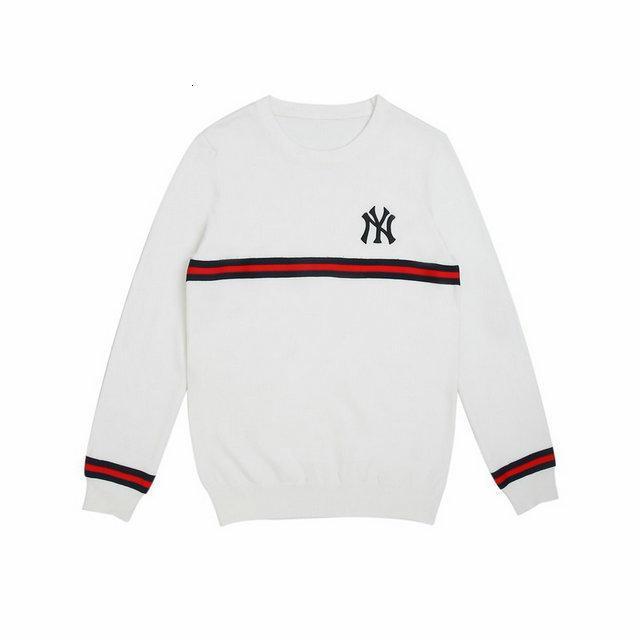 fet22 nova Camisolas para homens chegada homem projeto quente clássica pouco inverno algodão bordado camisola 0902