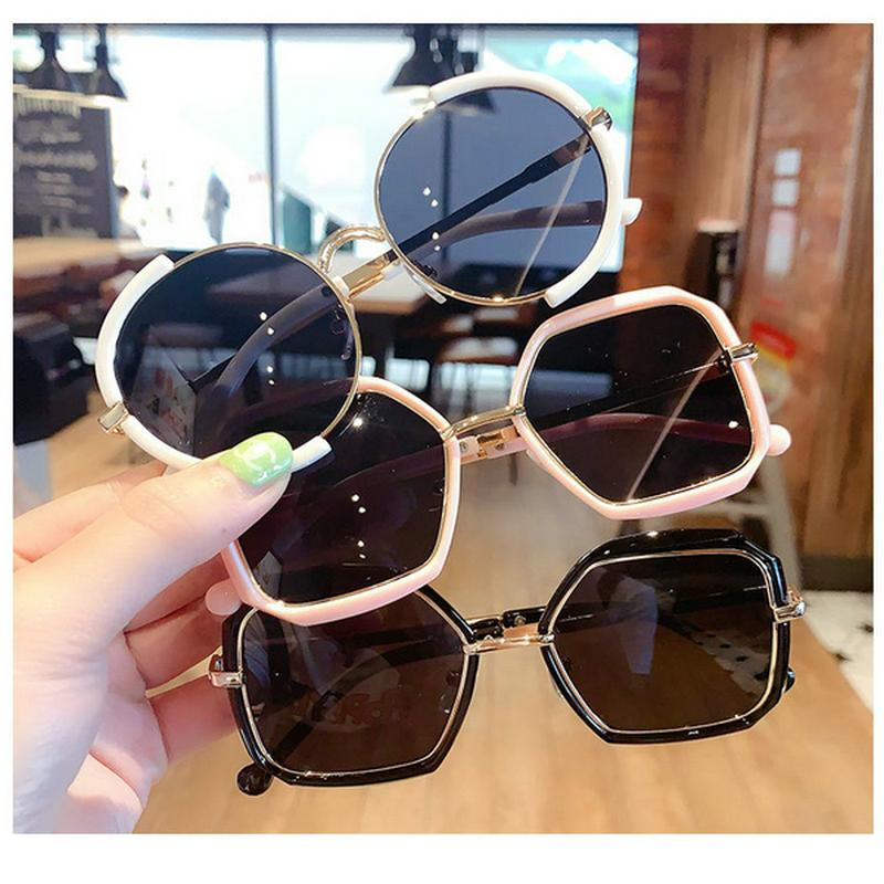 tonalità per i ragazzi per il capretto lunettes de soleil enfants Vivid rosa tonalità del telaio in plastica per qfzqg hairclippersdesign