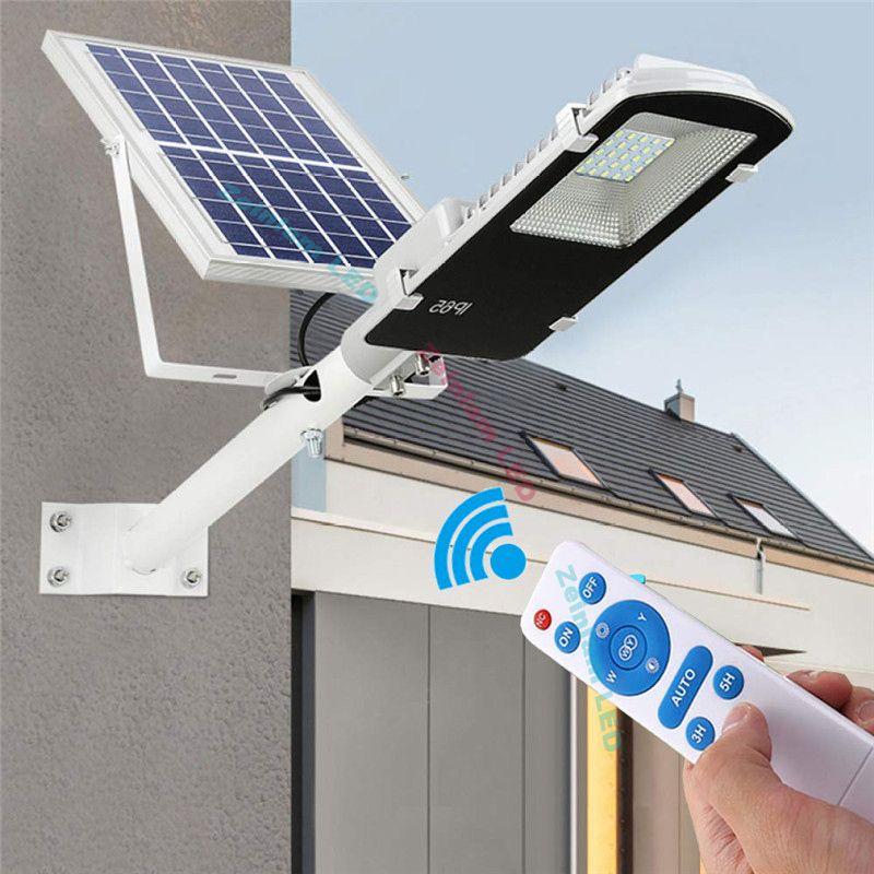 النسخة الجديدة الصمام أضواء الشمسية 300 واط 200 واط 150 واط 100 واط 50 واط الشمسية الصمام ضوء الشارع الصمام ضوء الفيضانات مصباح للطاقة الشمسية ل ساحة حديقة وقوف السيارات