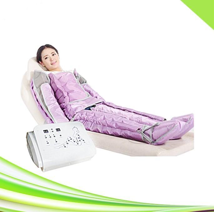 le plus récent équipement de pressothérapie d'air de massage minceur drainage lymphatique pressothérapie