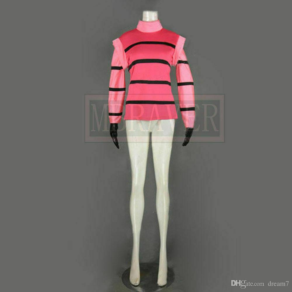 hot!Invader Zim Zim Cosplay Costume:Free shipping