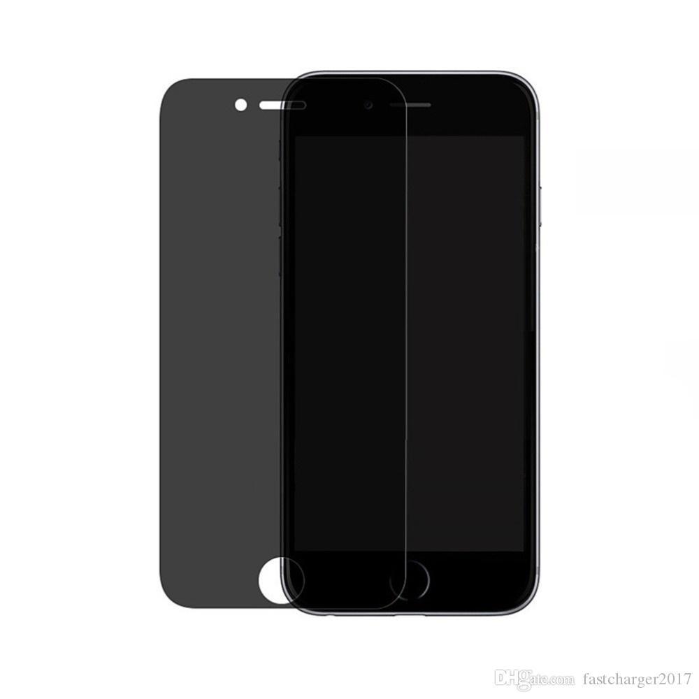 안티 스파이 프라이버시 스크린 프로텍터 실드 강화 유리 필름 아이폰 6 6S 7 8 플러스 X XR XS 11 12 13 Pro Max