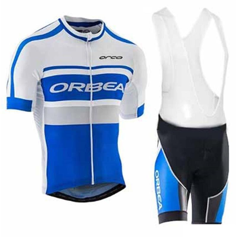 2020 New ORBEA Cycling Jersey Ropa Ciclismo Short Sleeve Bike shirt Bib Pants suit mens quick dry mtb Bicycle Sportswear q554546