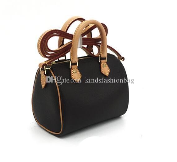 High quality mini genuine leather New Women Fashion Shows Shoulder Bags Totes Handbags Top Handles Messenger Bags