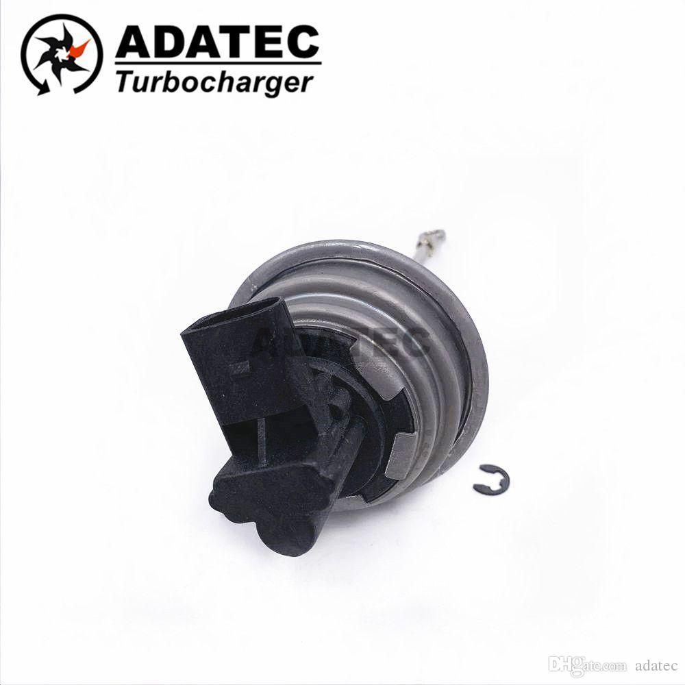 Turbocompresseur électronique Wastegate actionneur 768652 MN980201 MN980275 Turbine pour Dodge Caliber 2.0 CRD 103 Kw - 140 HP CEE