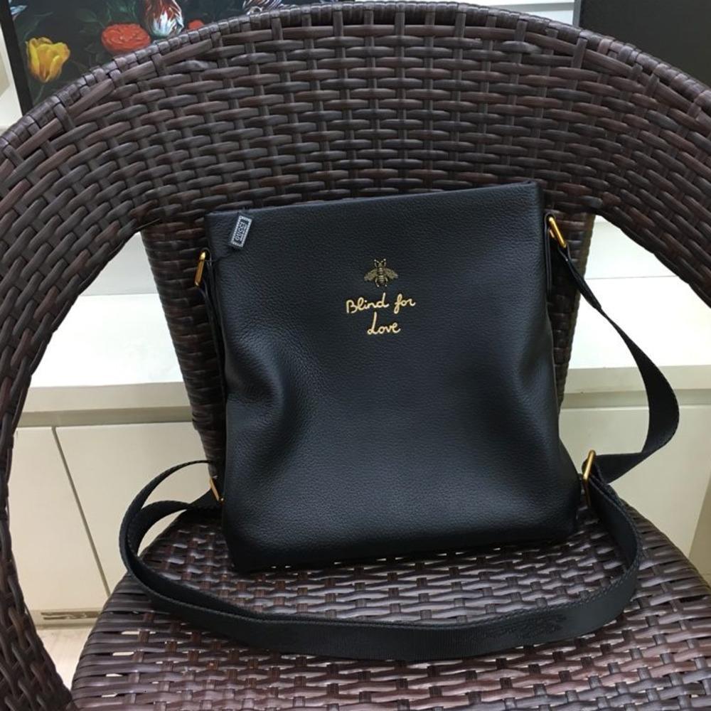 Erkekler çanta yüksek kaliteli omuz çanta boyutu 25 * 27 * 5 cm Nefis hediye kutusu WSJ001 # 111638 çocuklar