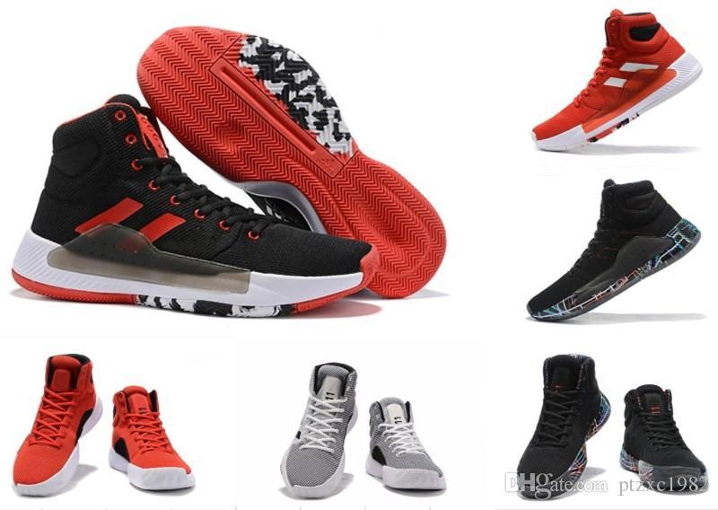 2020 Yeni Geliş Pro Çıkma Çılgınlığı 2020 Takım Basketbol Ayakkabı İyi Kalite Çok renkli Ayakkabı Markası Sneakers Sports Erkek Eğitmenler
