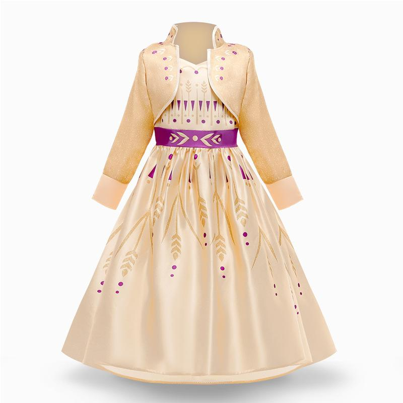 هالوين ازياء المصمم فساتين أطفال بنات اللباس ملابس أطفال بنات طفلة ملابس وفساتين الأميرة للمرحلة