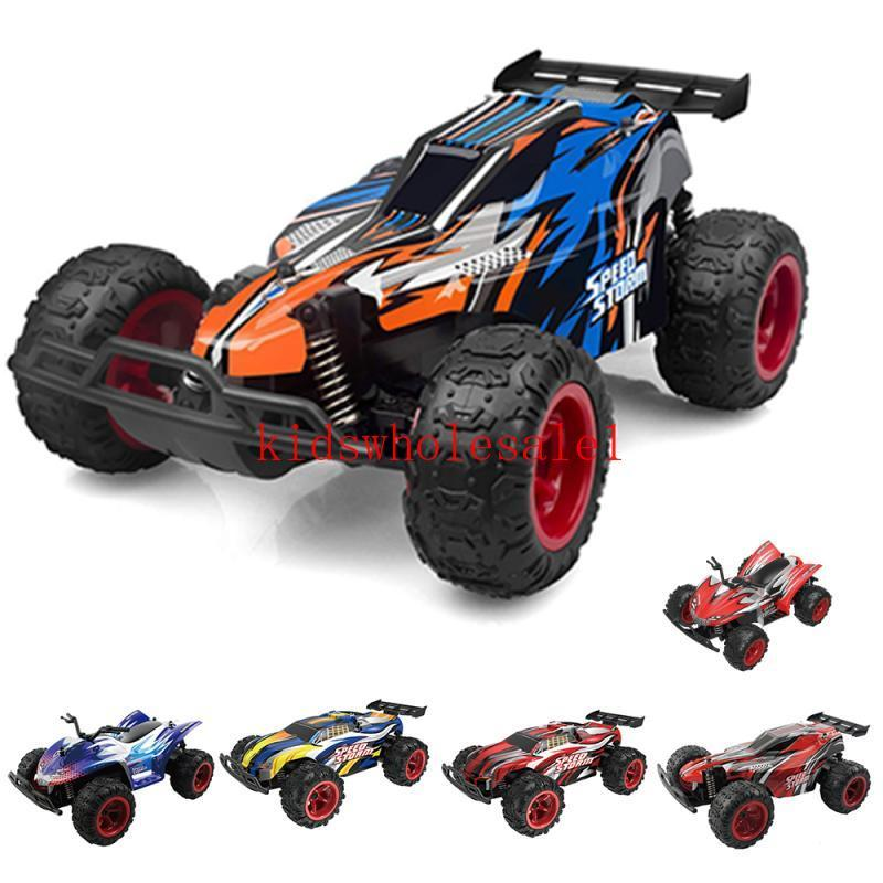 1 22 4wd Rc Cars Updated Version 2 4g Radio Control Rc Cars Off Road Buggy Toy High Speed Climbing Rc Car Kids Children Toys Gas Rc Cars Remote Control Cars For Kids From