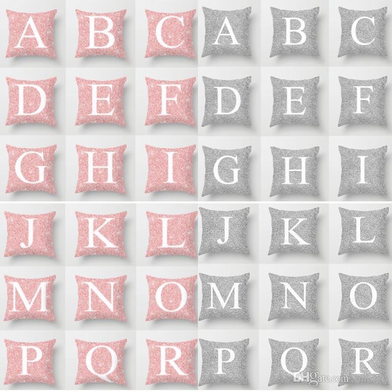 الترتر رسائل ويغطي وسادة غطاء وسادة البهجة ساحة الطباعة المخدة غطاء وسادة وزارة الداخلية صوفا الديكور سيارة 52Style XD21379