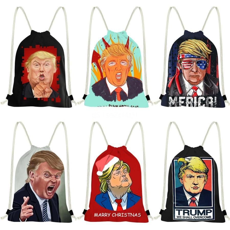 Ret # 424 Toptan 2020 Yeni İtalya Moda Deri Sırt Çantası Çanta başına Marka Trump Lady Omuz Çantası Çanta Business Travel Bez Çantalar