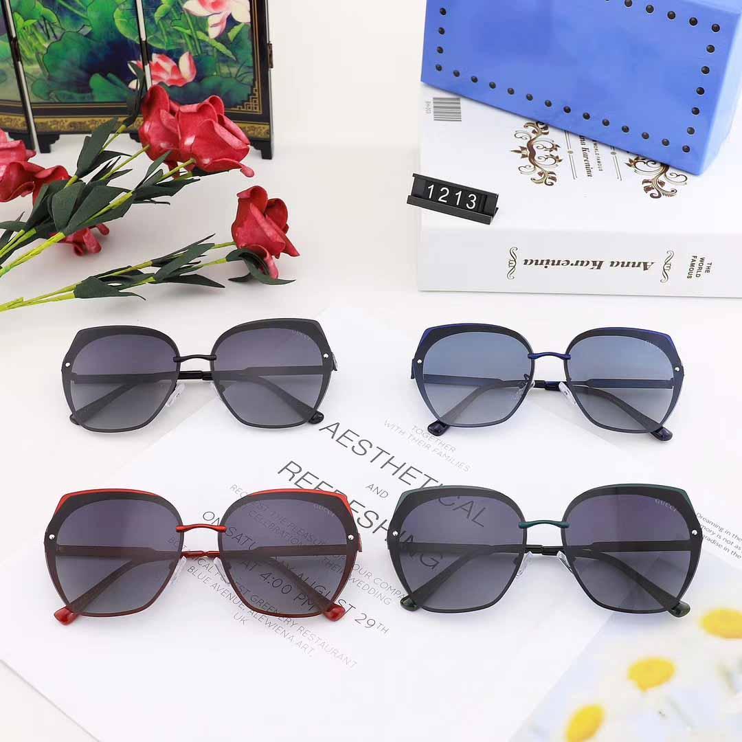 2020 الاستقطاب النظارات الشمسية الجديدة الرجعية القيادة السفر النظارات الشمسية النظارات الشمسية عطلة البرية الماس مع الاطار الأصلي 1213