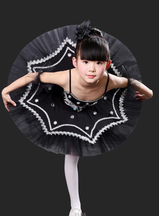 Großhandel Mädchen Gymnastic Trikot Ballett Kleid White Swan Lake Kostüm Ballerina Kleid Kinder Ballett Kinder Tutu Anzug Von Cutelove66, $37.18 Auf