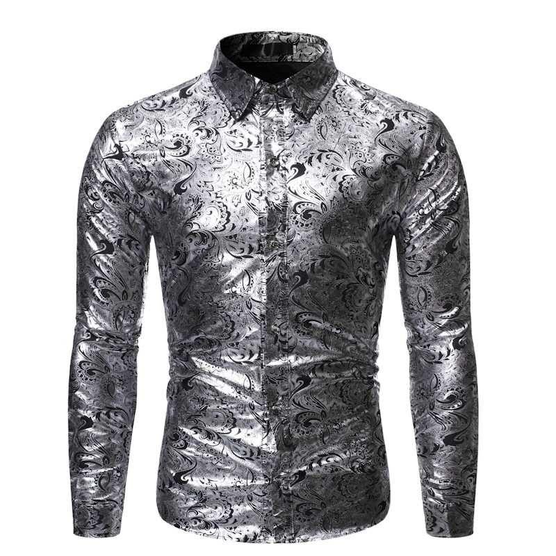 Nova camisa de mangas compridas masculina de mangas compridas, cor pura, de mangas compridas, correia, multi-purpose
