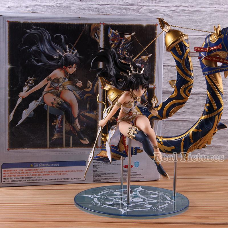 FGO destino Gran Orden Figura Archer Ishtar 1/7 Escala de acción del PVC Toy Collection T200321
