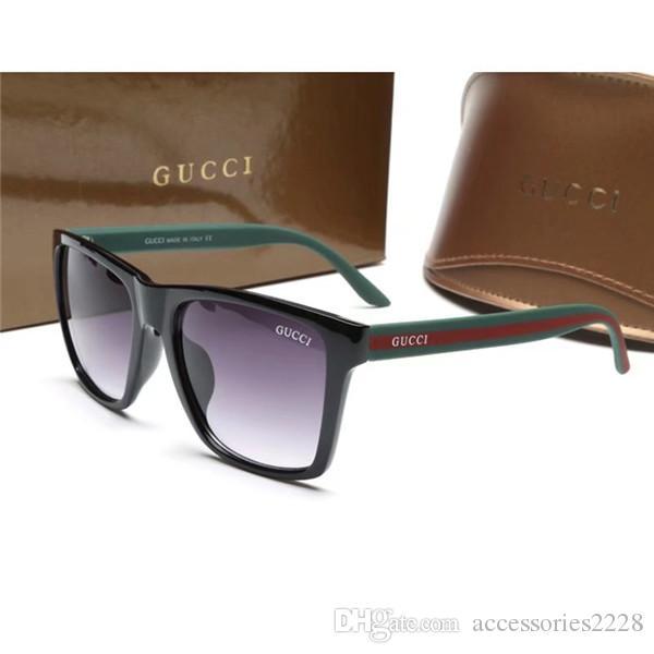 2019 популярные солнцезащитные очки для мужчин и женщин случайные вождения УФ солнцезащитные очки производители прямая продажа без доставки