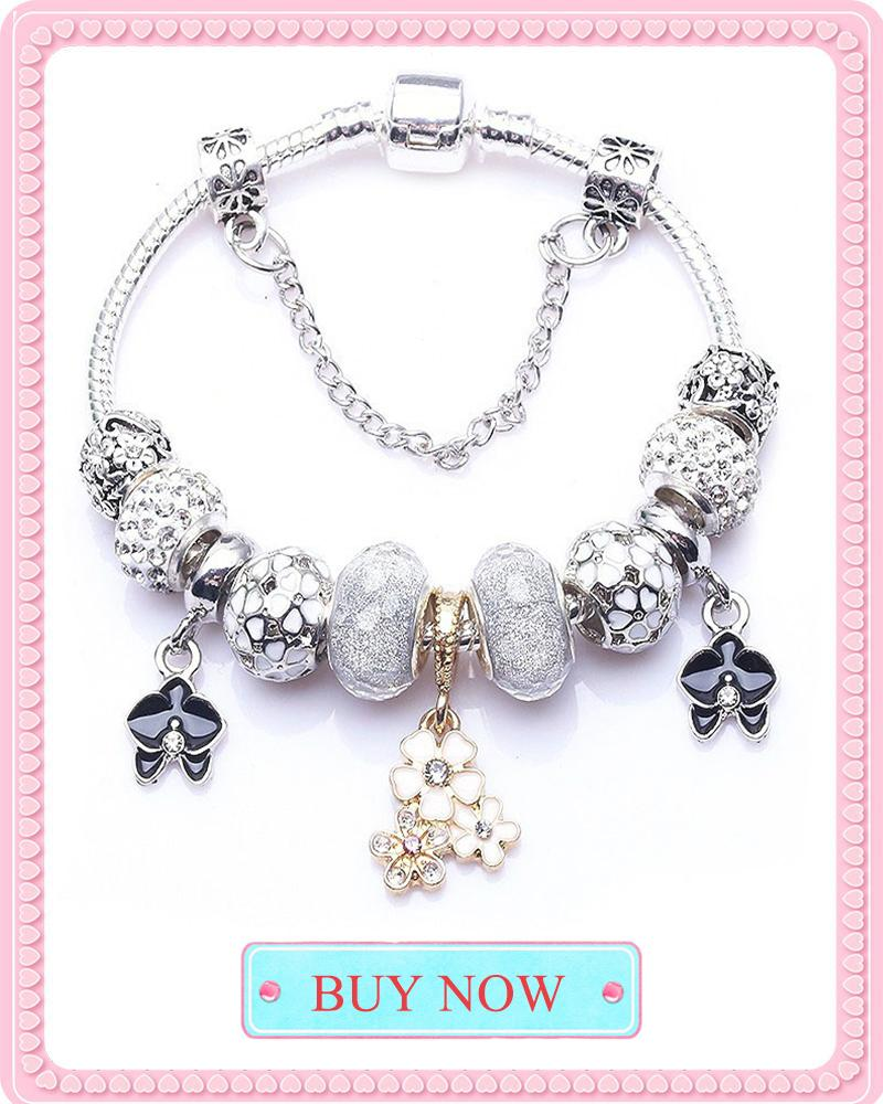 Wrist Decoration Dropshippng Adorable Kitty Charm Bracelet Along with Pink Angel Girl Beads Fine Bracelet for Ladies Kids Fashion Jewelry Present