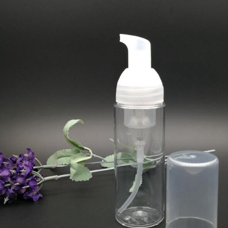 50ML Köpük Sabunluk Şişe Plastik El Pompası Sabunu şişeler Boş Sıvı Bulaşık El Vücut Sabunu Köpük Seyahat Şişe 2000pcs IIA64