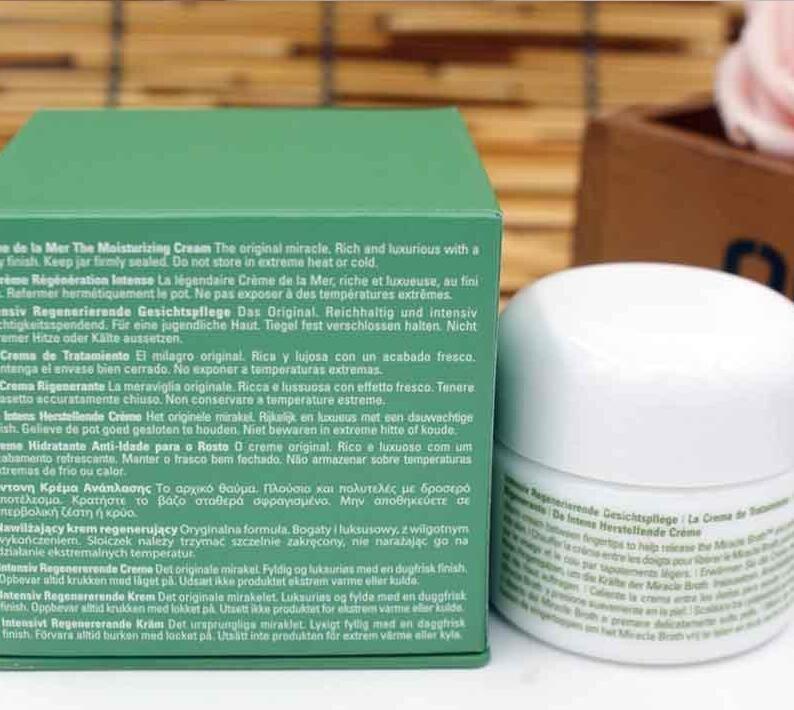 Trasporto di goccia marca famosa la magia morbida crema mer Crema Idratante Crema Gel 30ML DHL