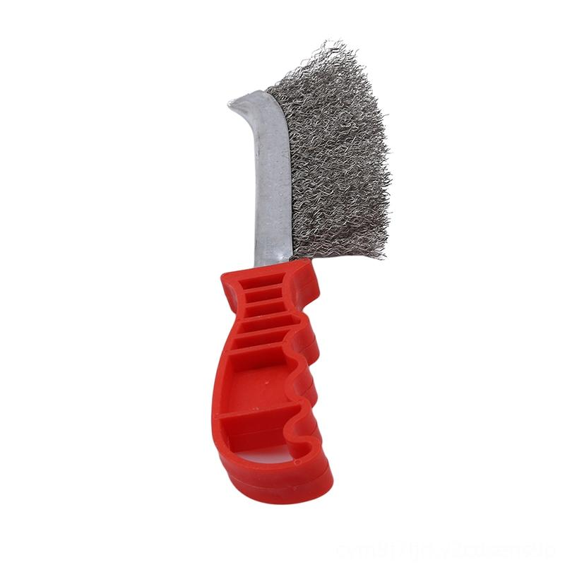 2020 Grill Cleaner Bbq Grill Steel Wire Brush Cleaning