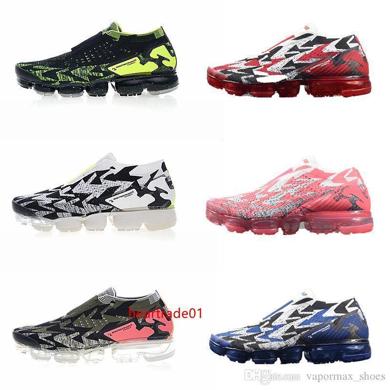 Zapatos Tn Fk Moc Designer 2 corrientes de los deportes de los zapatos corrientes Formadores Negro Blanco Hombres zapatillas de deporte para las mujeres