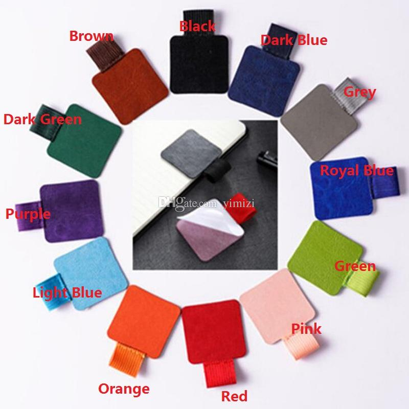 Universal Tape Rubber Pad Feet Bumper Washer 25mm x 12mm 8Pcs Black C8E5 2X