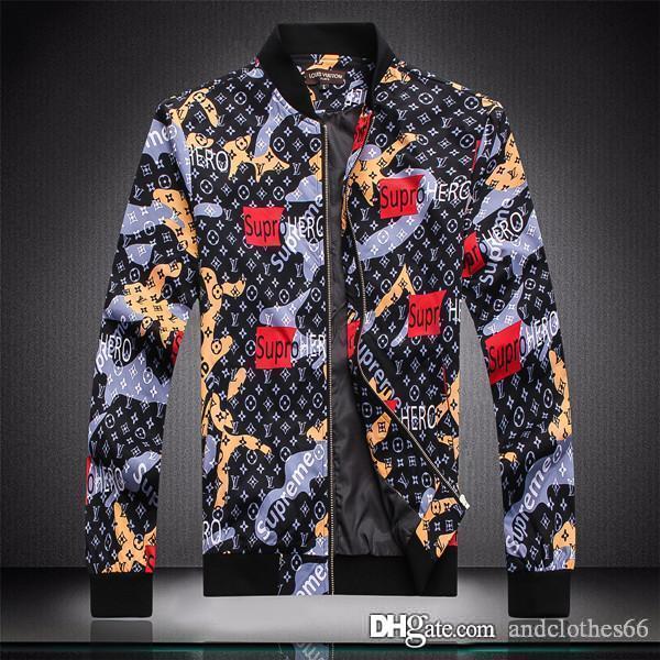 2020 roupa nova homens designer de casaco Windrunner marca revestimento dos homens s nova primavera tendência e moda outono marca