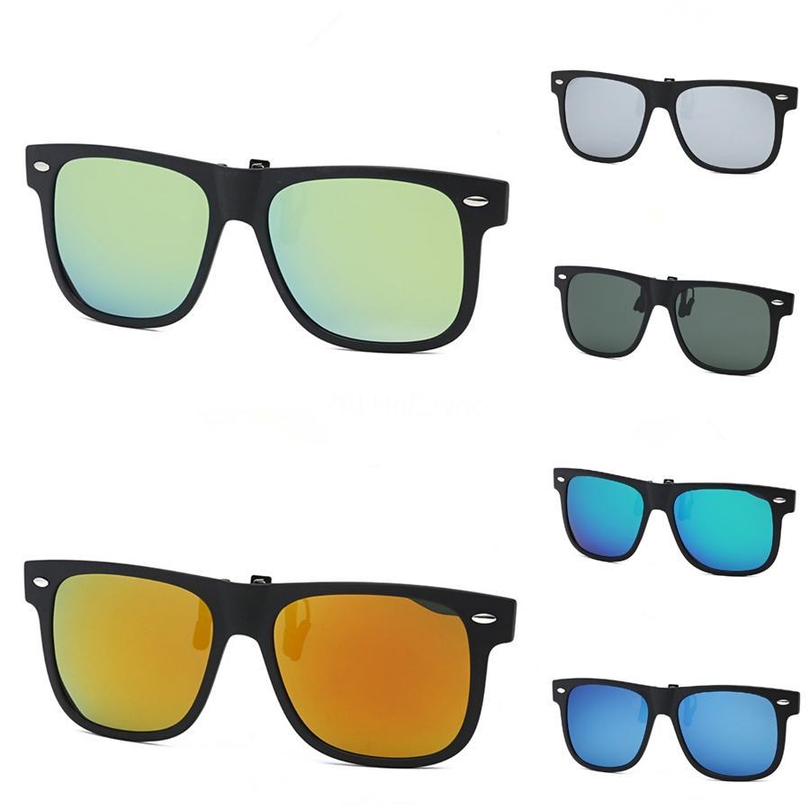 2020 Новая мода спорт TR90 Sunglasee деревянные очки из рога буйвола без оправы металлическая рамка прозрачные линзы популярные поляризованные Tr90 Sunglasee для ООН #30