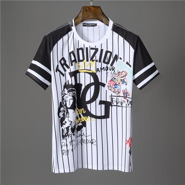 Luxury Philip T-shirt fashion men's print high-quality T-shirt men's women's fashion hip-hop T-shirt size