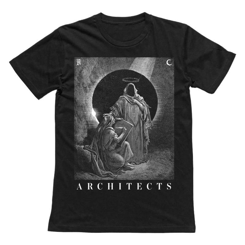 Architects Band Camiseta de manga corta para hombre y mujer Camiseta de manga corta de algodón de verano
