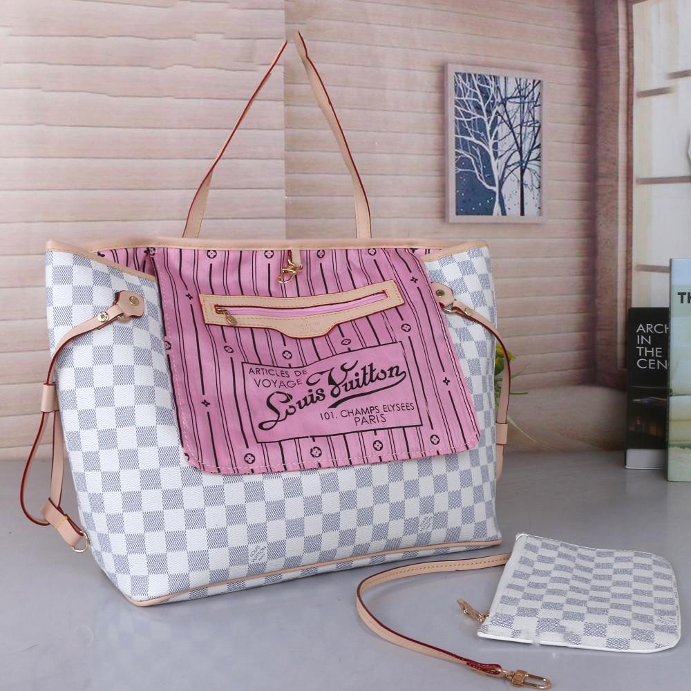 2020 New Luxury Brands Handbag Women Bag Designers Pink Inside Shoulder Bags Messenger Bag Cross Body 41056 13 Neverfull 13 Louis 13 Vuitton From Wordwin7 28 03 Dhgate Com