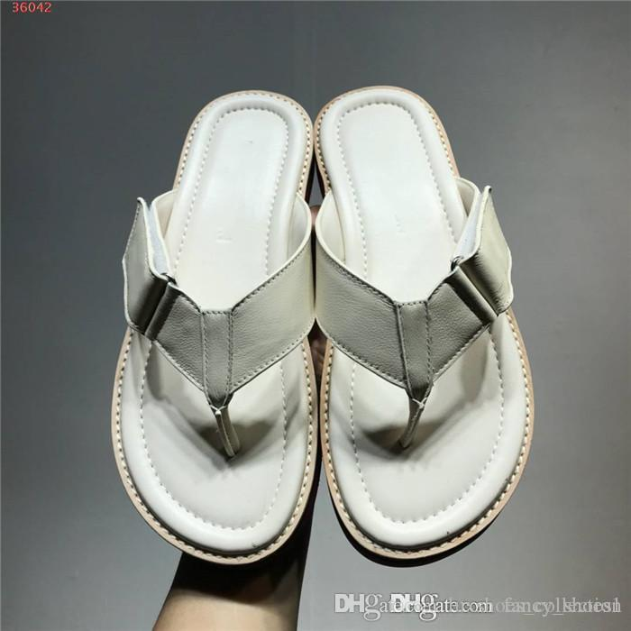 Мужские тапочки с гладкой поверхностью летние сандалии, Гонолулу мул слип-на с износостойкой резиновой подошвой и спортивными ремешками