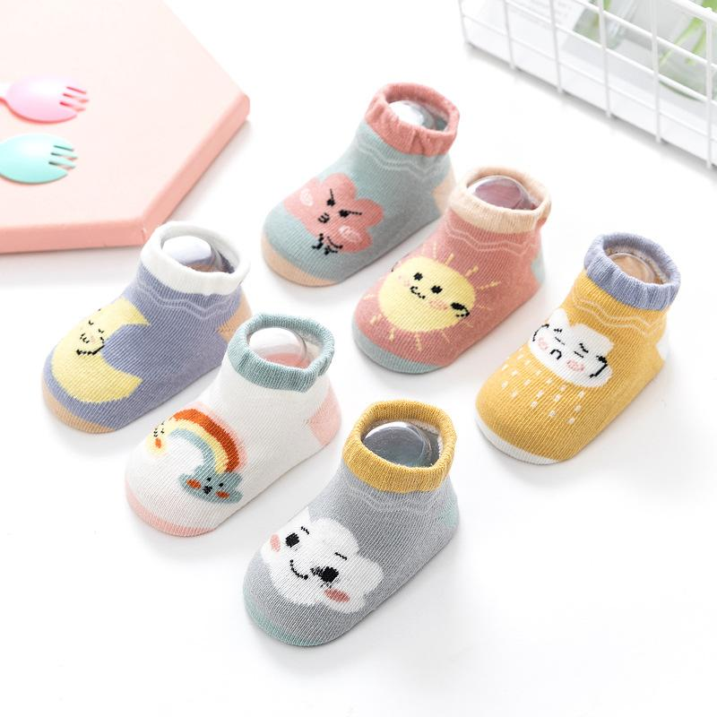 5Pairs / серии носков младенец Новорожденного Infantil хлопка малыши девушка мальчик носки недорогие вещи аксессуары детской одежды