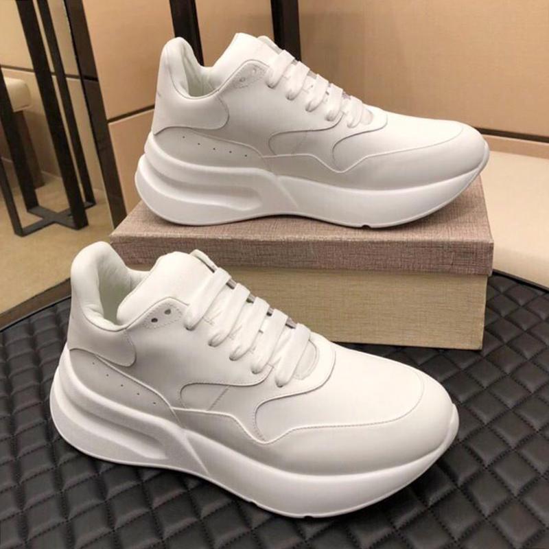Мода Классический негабаритного Runner Мужская обувь Спорт Легкий Открытый Walking Footwears шнуровке Роскошные мужские ботинки Zapatillas HOMBRE