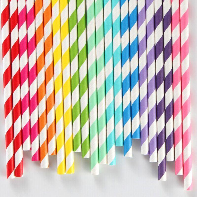 صديقة للبيئة 1000 القش ورقة، اختيار اللون القش ورقة الخاص بك مع الحرة للطباعة اليدويه القبعات العالية، ورقة الشرب سترو