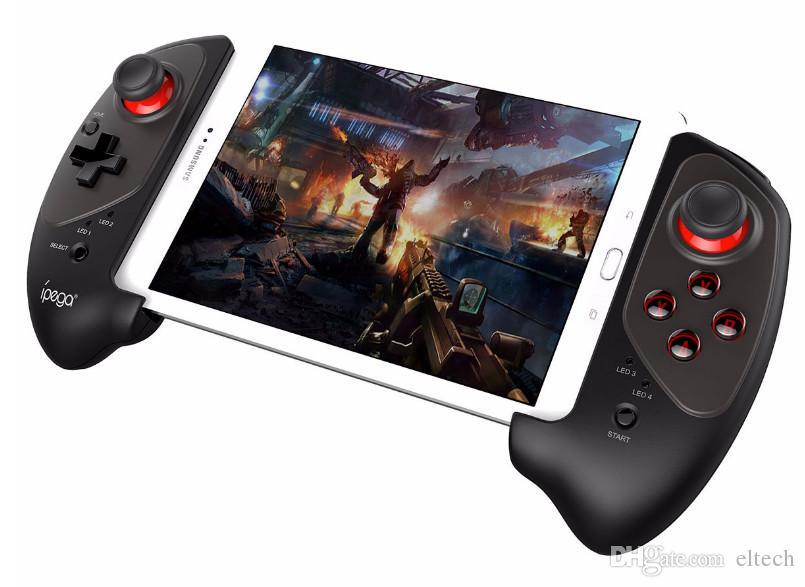 Bluetooth Wireless Gamepad Joystick per iPhone IOS Android per Samsung / Xiaomi / Huawei per cellulari PUBG Gamepad