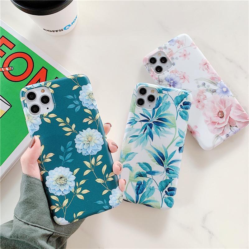 3D caso bonito Flor para iPhone 11 Pro Max X XS MAX XR 8/7 Além disso Casos Rose tampa traseira para meninas 200pcs